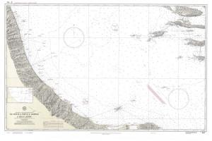 Carta nautica Adriatico Nord